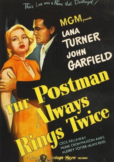 邮差总按两次铃1946